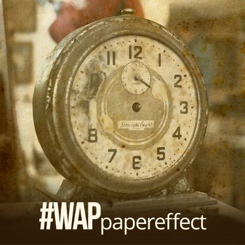 paper effect photo contest