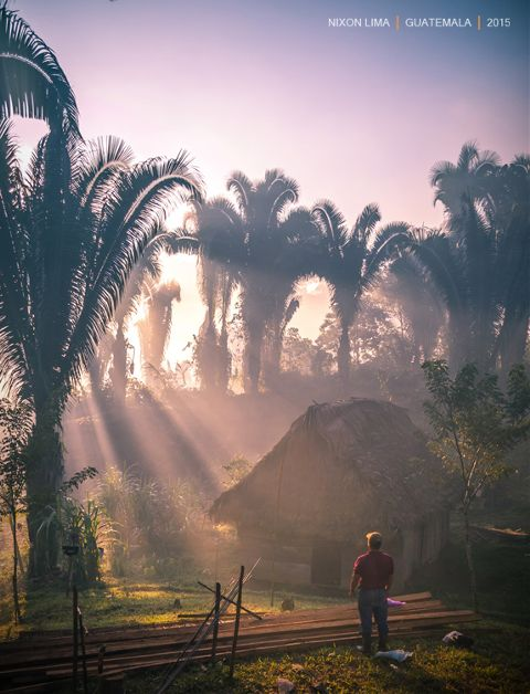 sun village guatemala nikon summer