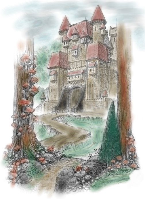 castle drawing contest winners