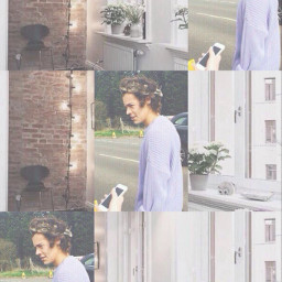 1d photography harry styles collage one direction