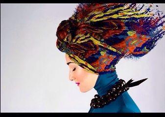 people fashion turban hijab style awesome edit