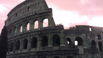 rome travel colosseo