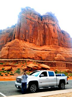 travel utah hiking exhausted ilovemytruck