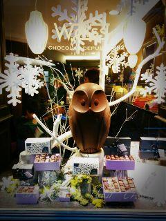 winter showcase strasbourg chocolate