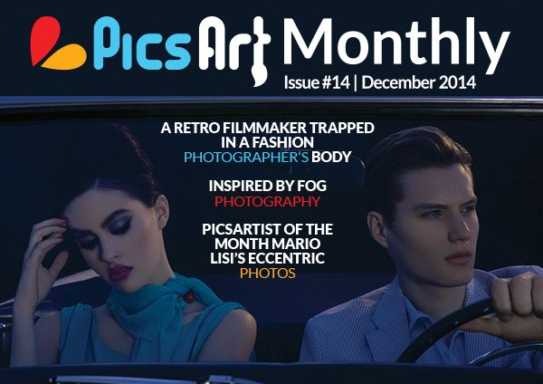 PicsArt Monthly Photograph Issue