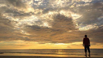 beach sunset photography emotions