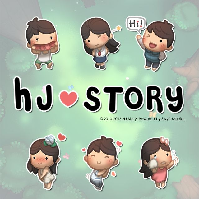 hj story clipart