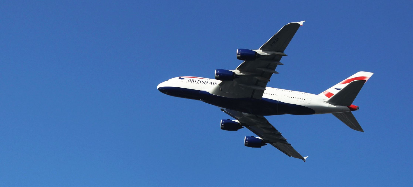 #FLY The mighty in clear Dublin Sky! #Airbus A380